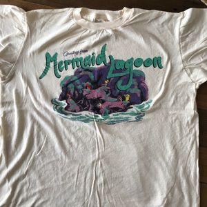 Tops - Mermaid Lagoon Disney Tee